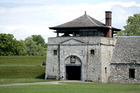 Fort Niagara on Lake Ontario