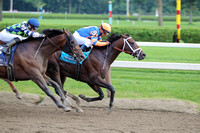 """Stay Thirsty"" winning the 142 Travers Stakes"