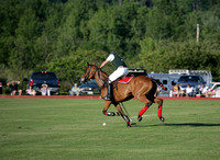 Action from the Saratoga Polo 2009 Season