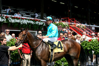 Thoroughbred Racing From Saratoga -- 2008